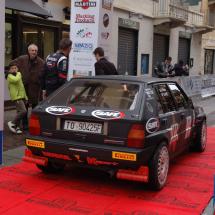 """Lancia Delta HF Integrale 16v Gr. A - """"Lucky"""" - Fabrizia Pons"""
