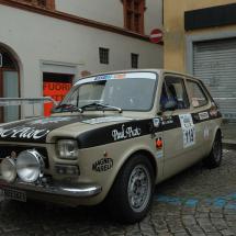 Fiat 127 Team Paul Picot - Pinna Simone - Bottan Franco
