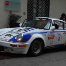 Porsche 911 Carrera RS - Negri Davide - Coppa Roberto