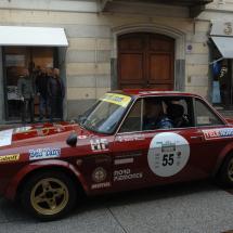 Lancia Fulvia Rallye 1,3 HF - Pardi Fabrizio - Bianco Silvia