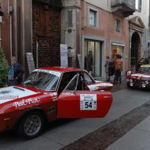 Lancia Fulvia Coupé 1,3S - Espen Francesco - Canale Anna